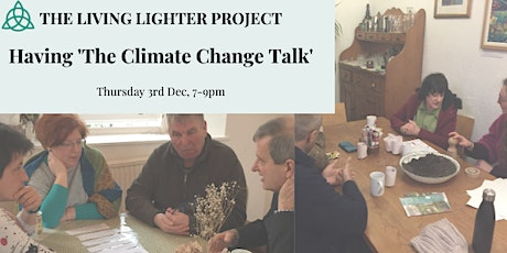 Having 'The Climate Change Talk' tickets