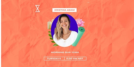 SocietyX  Morning Sun  Yoga tickets