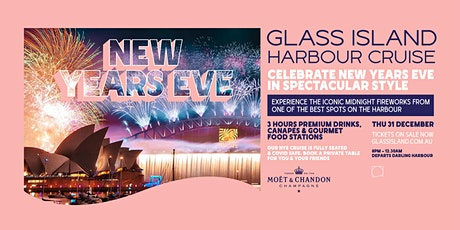 Glass Island - New Year's Eve Cruise 2020 tickets
