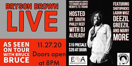 The Black Friday Comedy Show tickets
