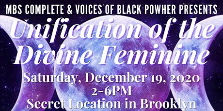 The Unification of the Divine Feminine tickets