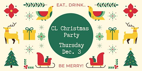 Community Living Christmas Party - Thursday Dec. 3 tickets