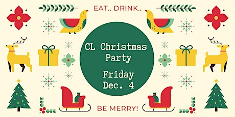 Community Living Christmas Party - Friday Dec. 4 tickets