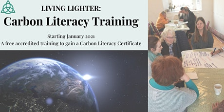 Living Lighter: Carbon Literacy Training tickets