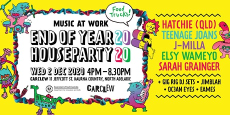 Music at Work | HOUSEPARTY 2020 tickets