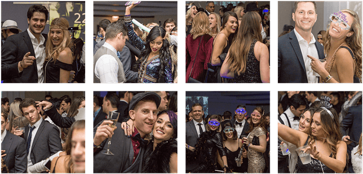 2022 Frisco - Dallas New Year's Eve  Party - Gatsby's House image