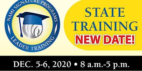 Virtual NAMI Signature Program Training - Peer-to-Peer Leader tickets