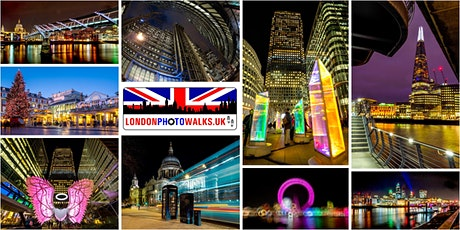 The London Night Photo Walk tickets