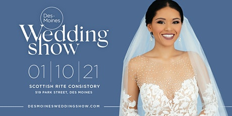 Des Moines Wedding Show — Winter Edition 2021 tickets