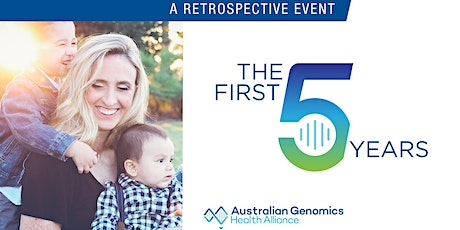 Australian Genomics: The First Five Years. tickets