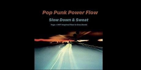 EMO YOGA : Pop Punk Power Flow 12/5 ingressos