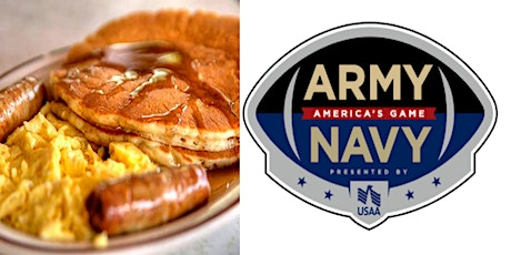 KRP16 Pancake Breakfast + Army/Navy  Game Viewing Party tickets