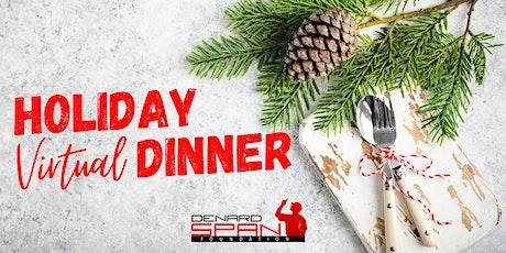 Denard Span Foundation Virtual Holiday Dinner tickets