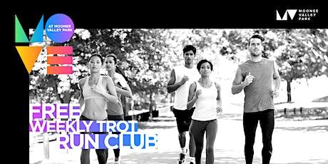 MOVE Weekly Trot Run Club tickets
