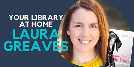 Laura Greaves Online Author Talk - Onkaparinga Libraries tickets