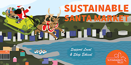 Sustainable Santa Market #SupportLocal tickets