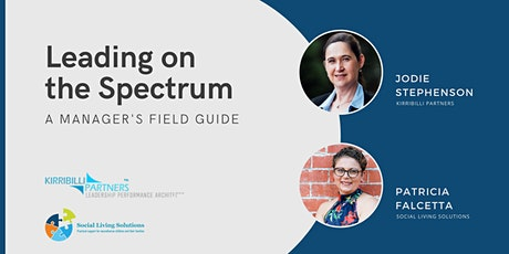 Leading on the Spectrum - A manager's field guide tickets