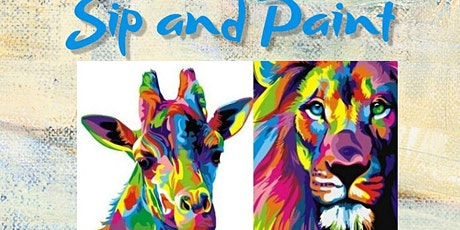 Wild Things Sip N Paint tickets
