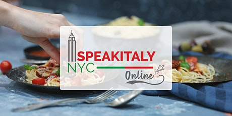 (Online & In-Person) Italian Cuisine Workshop for Adults tickets