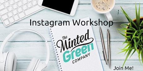 The Power of Instagram Workshop tickets