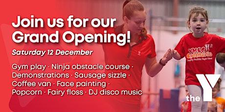 YMCA Mango Hill Gymnastics Grand Opening tickets