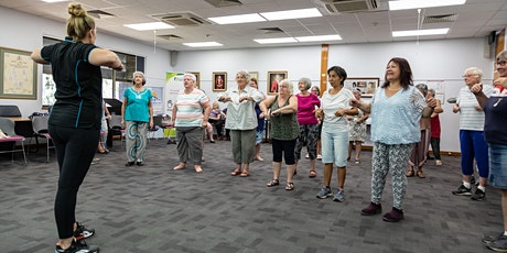 Senior's Personal Safety Session - Darwin City tickets