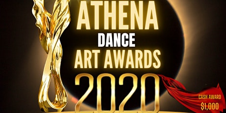 Athena Art Awards-Dance Category : Global entries are open now! tickets