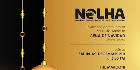 Latin Hispanic Christmas Dinner- Cena de Navidad tickets