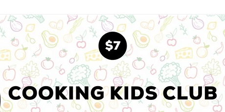 Cooking Kids Club tickets