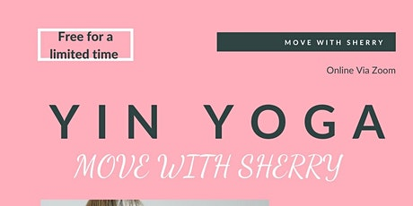 Yin Yoga - Decompress after a long day tickets