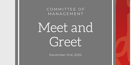 PWDWA Committee of Management Meet and Greet tickets