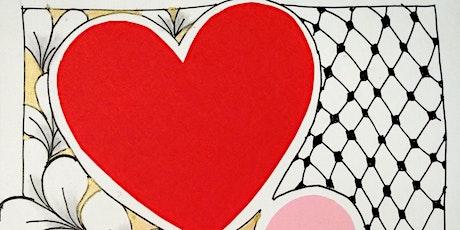 Zentangle Art 1.5hr Workshop - Dec 18 tickets
