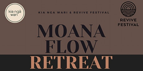 Moana Flow Retreat tickets