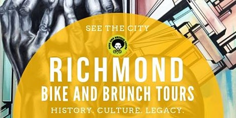 Bike & Brunch Tours: RVA Mural Bike Tour tickets