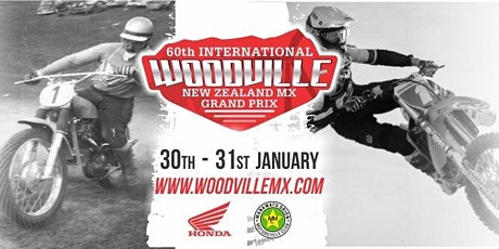 Woodville MXGP Sunday tickets