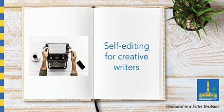 Online workshop: Self-editing for creative writers tickets