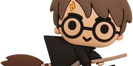 All things POTTER - Dress up / Trivia /Craft event tickets