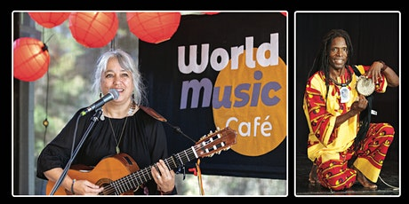 World Music Café 'Lunch and Show' at Genesis in the Hills tickets