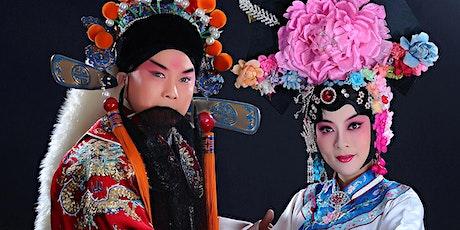 Cours de chant: Jingju - opéra de Pékin Singing class: Beijing opera billets