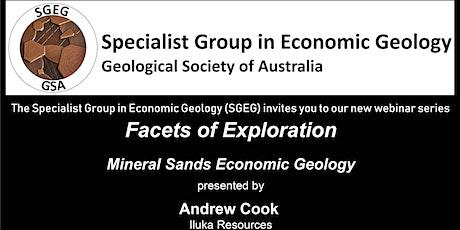 GSA Specialist Group in Economic Geology Facets of Exploration Dec Webinar tickets