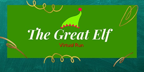 The Great Elf Virtual Run tickets
