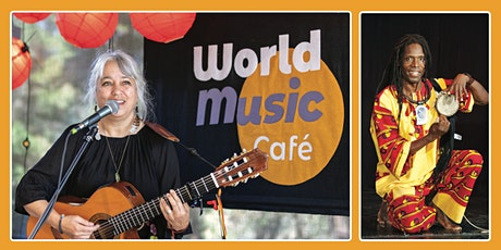 World Music Café 'Afternoon Concert' at Genesis in the Hills tickets