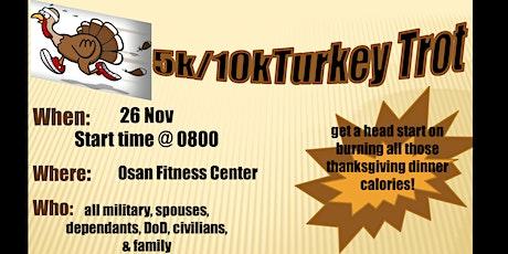 5k/10k Turkey Trot tickets