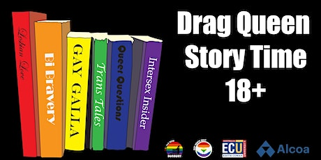 Drag Queen Story Time 18+ tickets