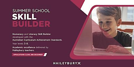Summer School Skill Builder
