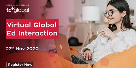 Virtual Global Ed Interaction in Chennai 2020 tickets