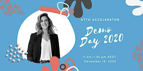 Atto Accelerator Demo Day 2020 tickets