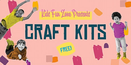 FREE Craft Kits At  Crenshaw Imperial Plaza's Kids Fun Zone tickets