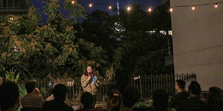 ROOFL - Comedy on a Secret Heated Roof - 11/24 tickets