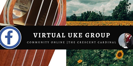 Virtual Uke Group | Community Online | The Crescent Cardinal tickets
